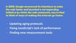 The Faster Web Meets Lean and Mean PHP!